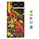 Chocolate Bitter con Aguaymanto Orgánico 70g / 70% Cacao